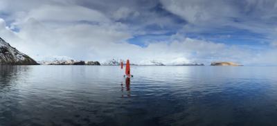 Saildrone departs Dutch Harbor, AK