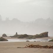 Low tide at Nye Beach