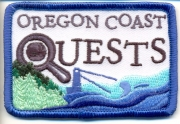 Oregon Coast Quests patch