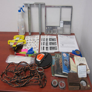 StreamWebs riparian kit contents
